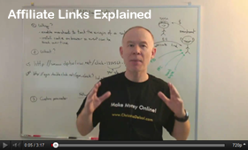 Affiliate Links Explained :: Overview of Affiliate Links.
